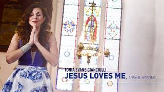 'Jesus Loves Me', and you too! SONG RELEASE