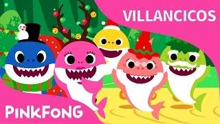 Tiburones Navideños | Villancicos de Navidad | Pinkfong Canciones Infantiles