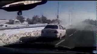 preview picture of video 'ثلوج الأردن-الكرك 13-12-2013 Jordan Snow-karak'