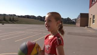 Spalding Rookie Gear Basketball - Mikes Testimonial