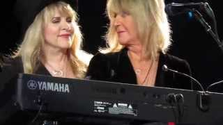 Fleetwood Mac - Christine McVie and Stevie Nicks
