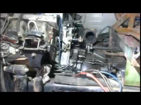 0 - Установка мазовской турбины на камаз
