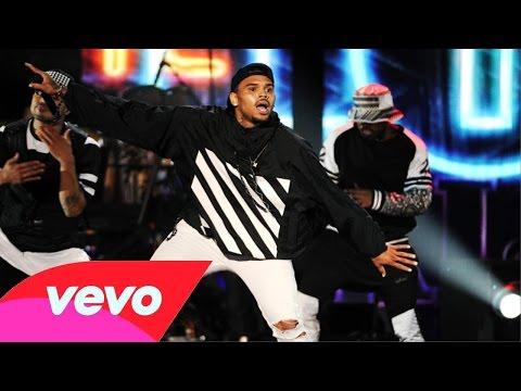 Chris Brown & Tyga - Ayo (BTS Tour Live 2016 HD)