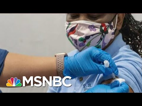 Doctor Says We're Weeks Not Months Away From Easing Of Public Health Restrictions | Morning Joe