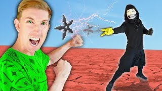 CWC vs HACKER in Real Life SPY NINJAS BATTLE ROYALE to Reveal Project Zorgo PZ9 Memory