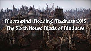 Morrowind Modding Showcases - Sixth House Mods 2018
