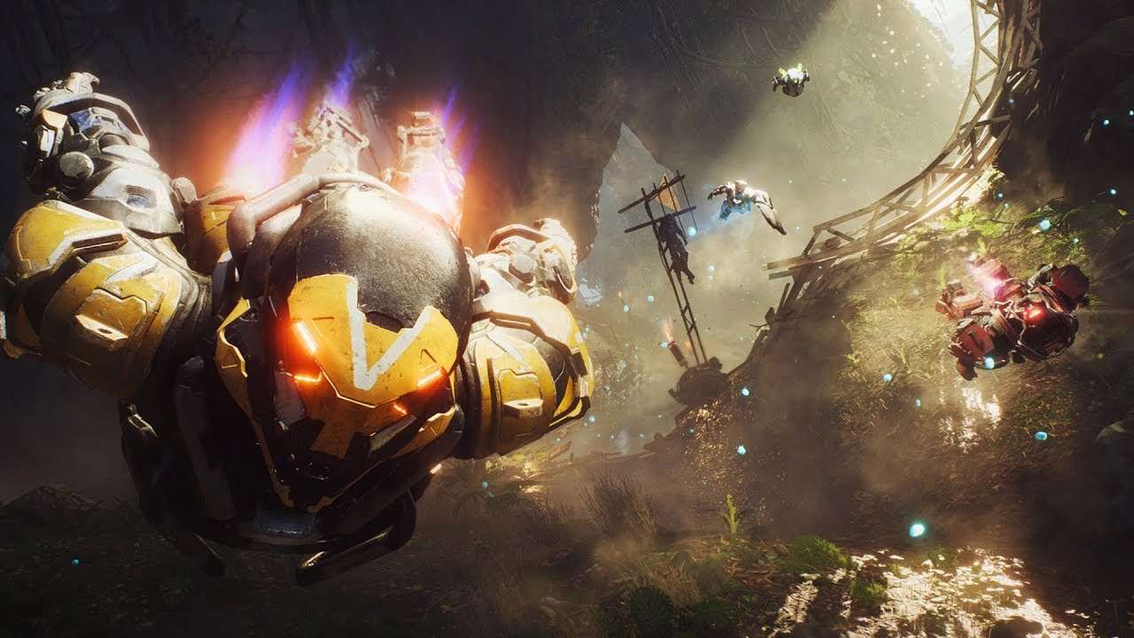 BioWare's Anthem Shows An Exciting New Direction For The Studio