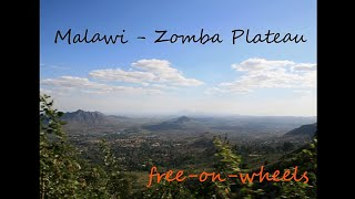 preview picture of video 'Africa Tour - Malawi Zomba Plateau / UNIMOG'