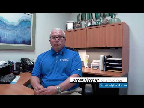Sales Associate James Morgan