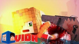 Minecraft : ATAQUE DO TUBARÃO !! #108 (MINECRAFT VIDA )