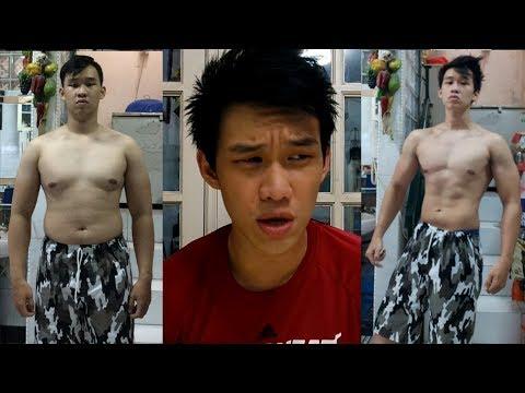 Tentang kehilangan berat badan di YouTube
