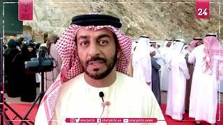 محمد خميس النقبي:مهرجان شيص الرياضي إضافة مهمة للحراك بالمنطقة