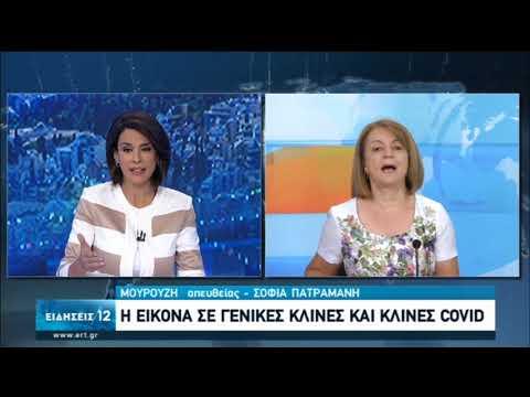 Κορονοϊός | Ανησυχία και έντονες διεργασίες | 24/09/2020 | ΕΡΤ