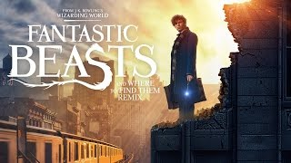 55x55 – Fantastic Beasts and Where to Find Them Remix