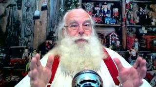 Mistakes Made by Professional Santa Claus's - Santa Claus School