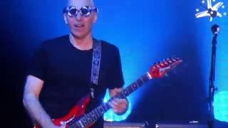 JOE SATRIANI 60th Birthday + STEVE VAI   Big Bad Moon GUITARE EN SCENE FESTIVAL 2016