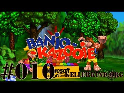 Banjo-Kazooie #010 – Freezeezy Peak – Kühlen Kopf bewahren★ Let's Play Banjo-Kazooie [HD 60FPS]