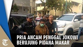 Ancaman Penggal Jokowi yang Berujung Pidana Kasus Makar