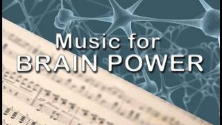 Music for Brain Power