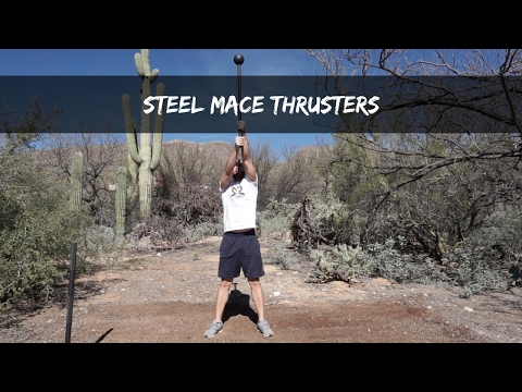 Steel Mace Thrusters
