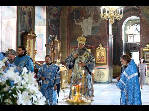 Митрополит Даниил: 1 сентября - это не только День знаний, но и день заступничества Пресвятой Богородицы