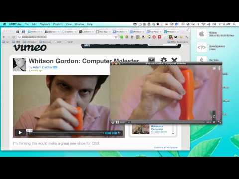 HUDTube Lets You Watch Web Videos Like Downloaded Movies