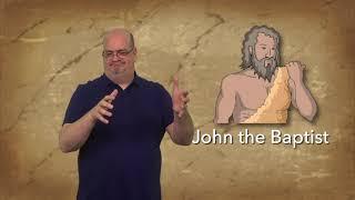 John 1:29-34 w INTRO