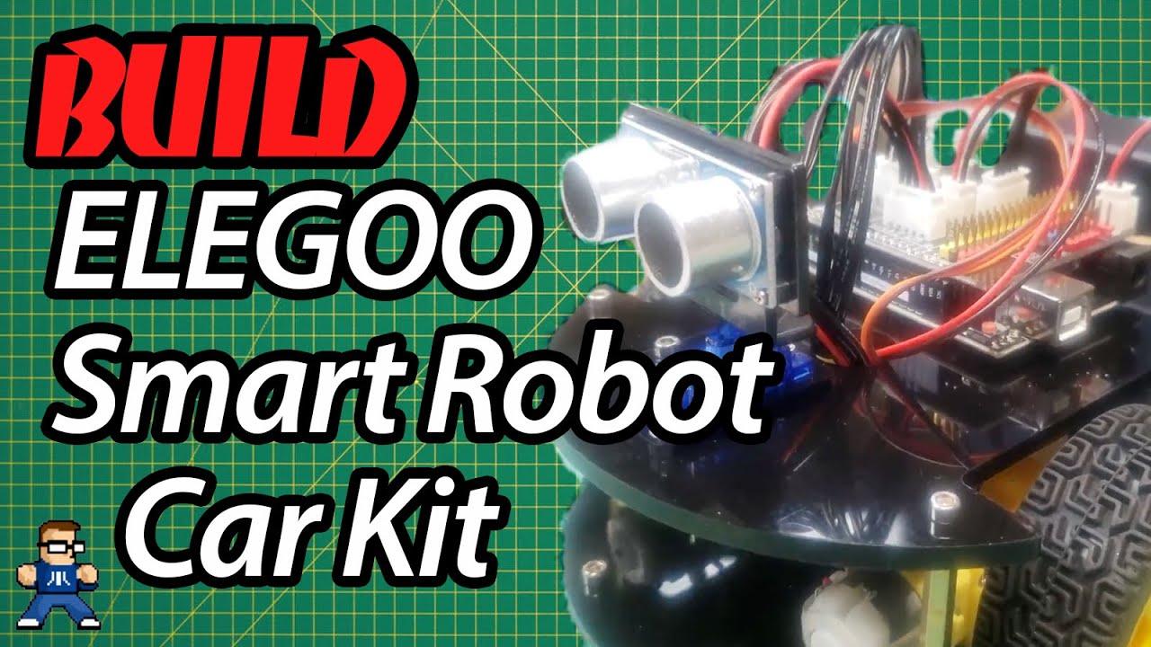 The Elegoo Smart Robot Car Kit 3.0