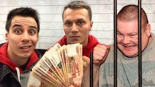 Бой ДАЦИК vs. ТАРАСОВ - поставил 100.000р.