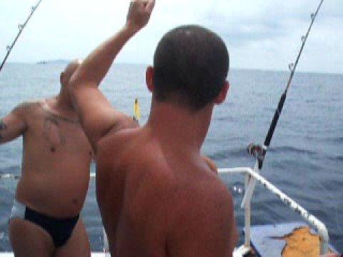 Abbassi Don che pesca in relazione