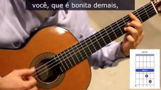 """Como tocar """"Só tinha de ser com você"""" de Tom Jobim"""