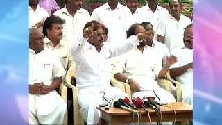 Captain Vijayakanth's Ultimate Comedy In Delhi ,After Visiting Modi - RedPix24x7