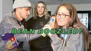 Bean Boozled Challenge with Kian featuring Ann Marie