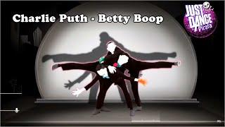 Just Dance Pirata: Charlie Puth   Betty Boop