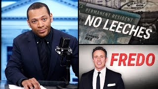 Fake News FREDO: Cuomo Thinks ALL Criticism Is The N Word | Ep 423