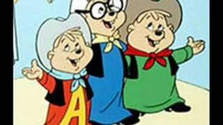 The Chipmunks - Tequila Makes Her Clothes Fall Off