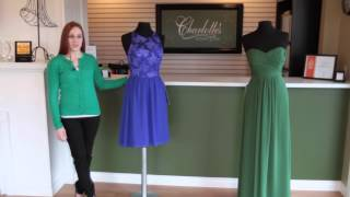Jr. Bridesmaid Dress Options