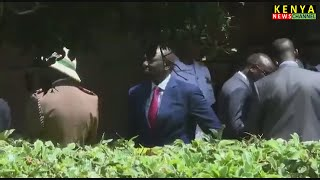 REVEALED! HOW RUTO WAS LOCKED OUT OF UHURU & RAILA MEETING