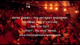defining peace by peter joseph Video