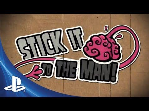 Stick It To The Man se dostane na PlayStation 4