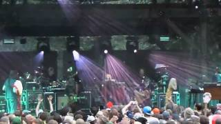 "The String Cheese Incident ""Born On The Wrong Planet"" Pt 2 At Hornings Hideout 7-30-10"