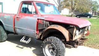 1968 Chevy c10 4x4 update