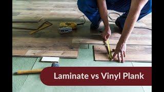 Luxury Vinyl Plank Vs Laminate Flooring - Pros & Cons!