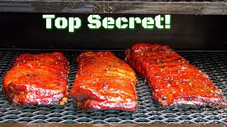 Secret BBQ Rib Recipe Revealed! | Ballistic BBQ | Lone Star Grillz Offset Smoker | Smoked Pork Ribs by Ballistic BBQ