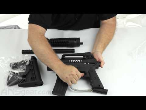 Tippmann US Army Alpha Black Elite Tactical Paintball Gun – Review