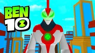 THE EPIC RETURN TO BEN 10! Roblox Ben 10 Arrival of Aliens