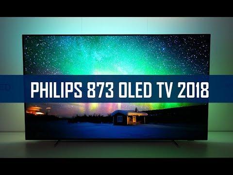 Philips OLED 873 - 2018 Neuheit mit 65 Zoll (ehemals 65POS9002)