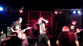 Video Carnal Diafragma - Funny Holidays (Live in Ostrava 6.6.2012)