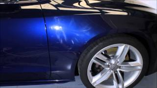 Spotless detailing Audi S5 Enhancement detail