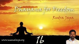 Dhyana For FREEdom -Session 01